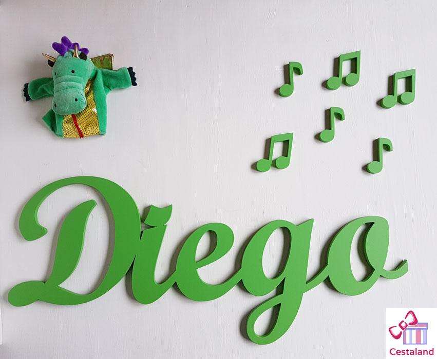 comprar letras de madera. Letras decorativas personalizadas