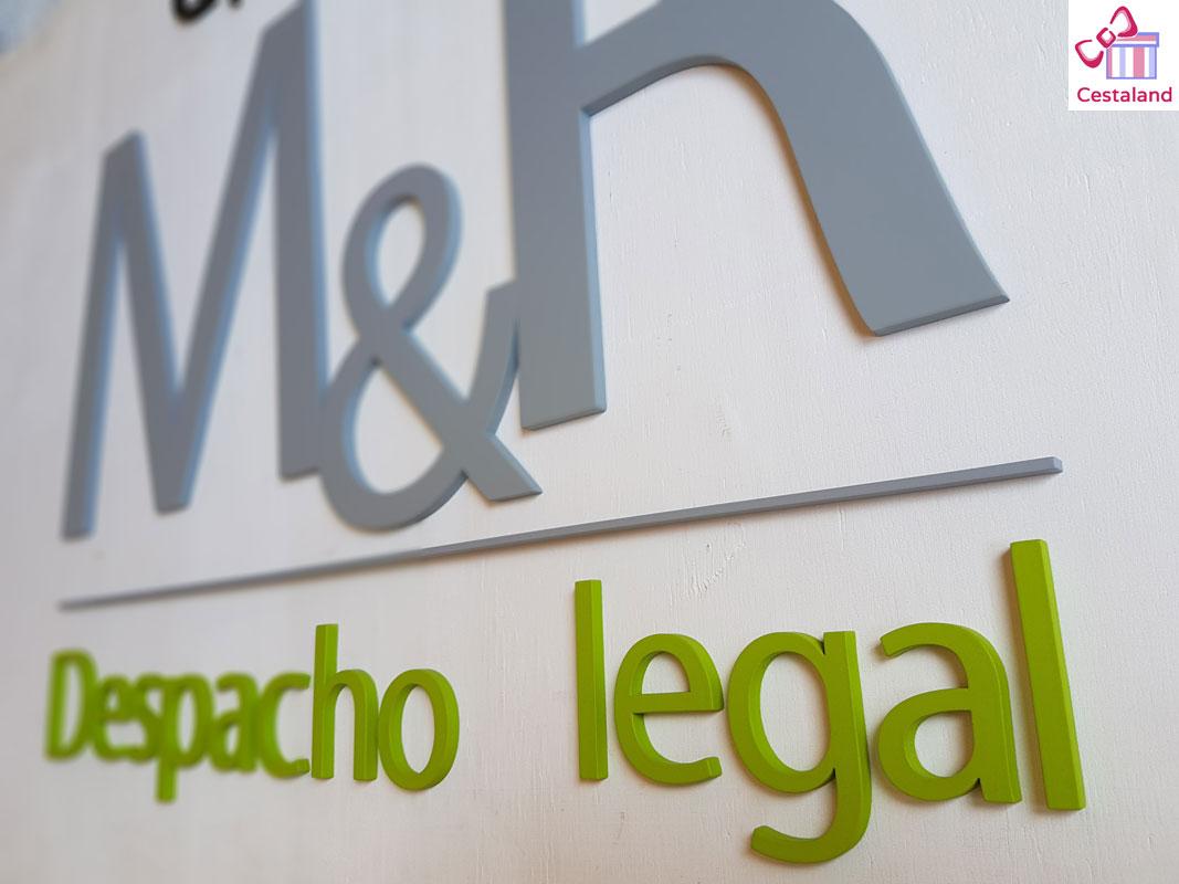 letras madera oficinas y empresas